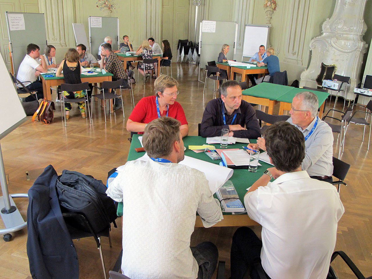 ÖAW ESS Workshop 2019 Impressionen Tag 2 04